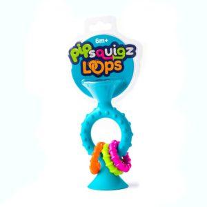 pipSquigz Loops- Teal