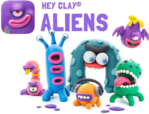 Hey Clay - Aliens