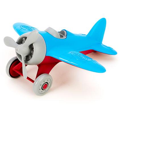 Airplane-blue