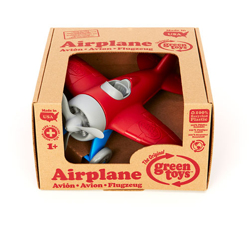 Airplane-red