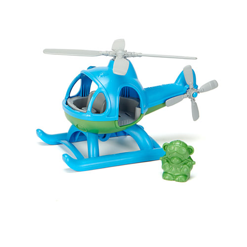 Helicopter-blue