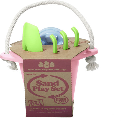 Sand Play Set-pink