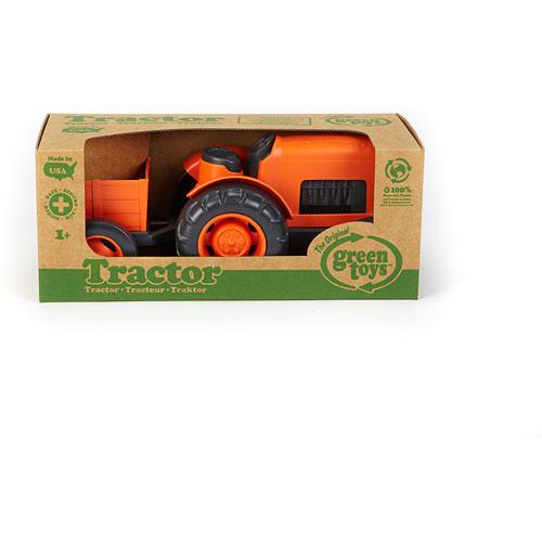 Tractor-orange