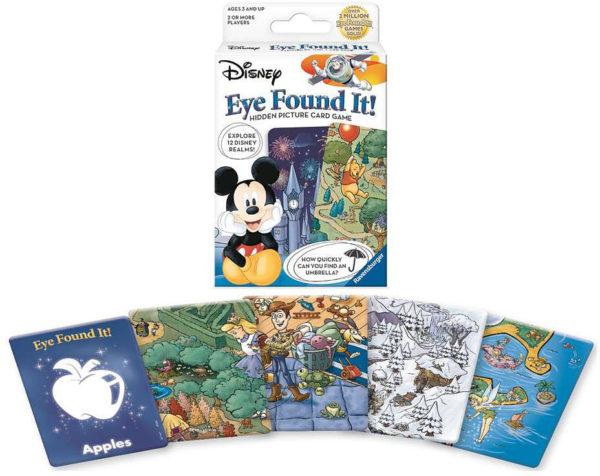 Disney Eye Found It! Cards