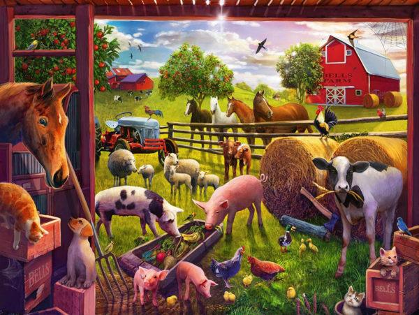Animals of Bells Farm