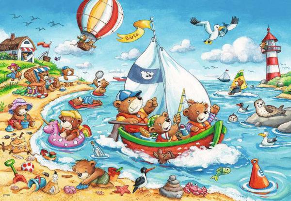 Vacation at Sea