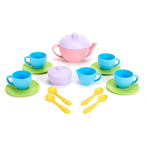 Tea Set - Pink