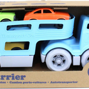 Green Toys Car Carrier