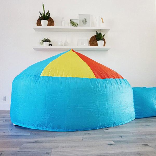 Beach Ball Blue