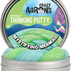 "Mystifying Mermaid Hypercolor Putty 4"" Tin"