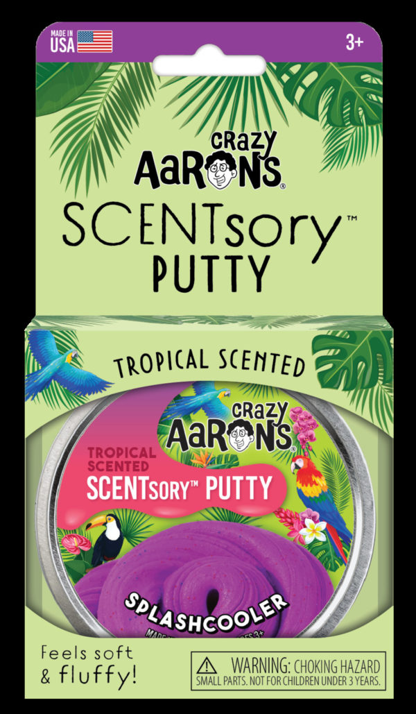 Splashcooler Tropical Scentsory Putty
