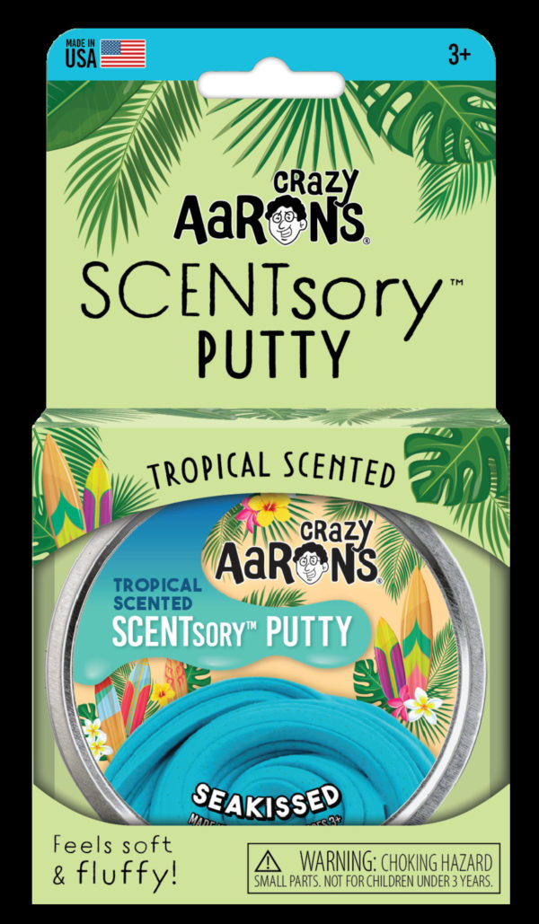 Seakissed Tropical Scentsory Putty