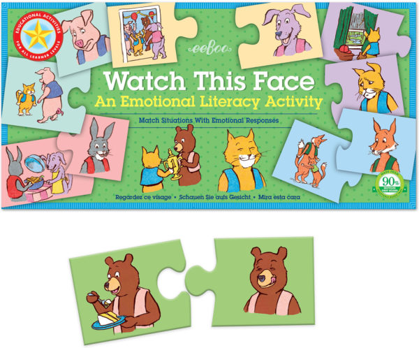 Watch This Face All Learner Puzzle Pairs