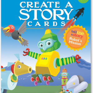 Robot's Mission Create a Story