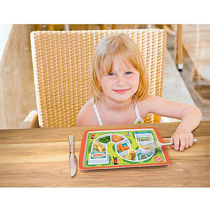 Fred & Friends DINNER WINNER Kids' Dinner Tray