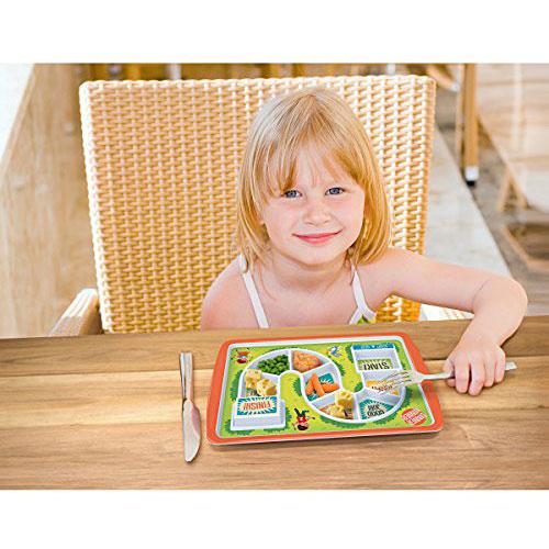 Fred & Friends DINNER WINNER Kids' Dinner Tray