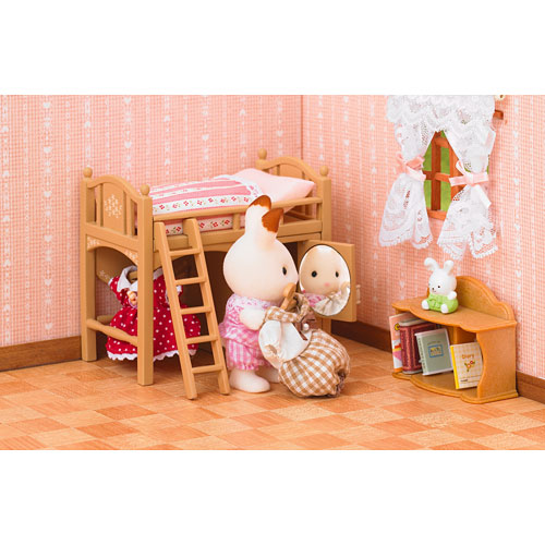 Sister's Loft Bed