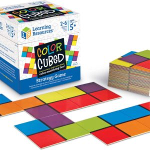 Color Cubed Strategy Game