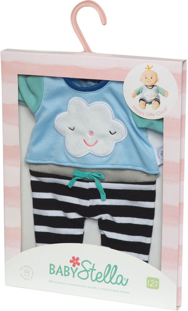Baby Stella Happy Little Cloud