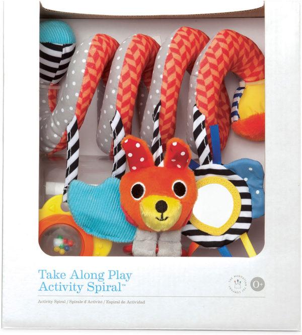 Take Along Play Activity Spiral