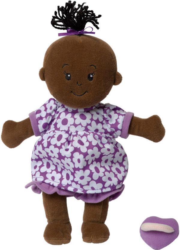 Wee Baby Stella Doll Brown