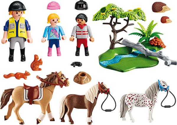 Country Horseback Ride