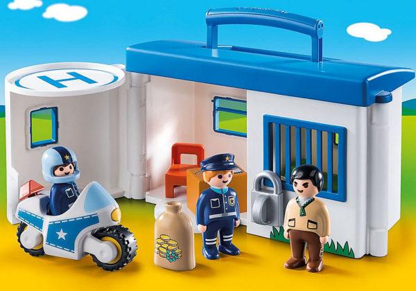 Take Along Police Station