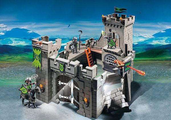 Wolf Knights` Castle