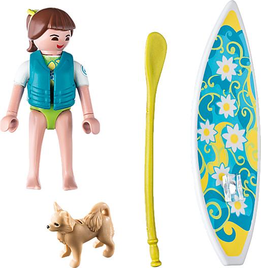 Paddleboarder
