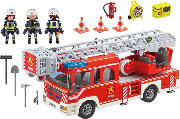 Fire Ladder Unit