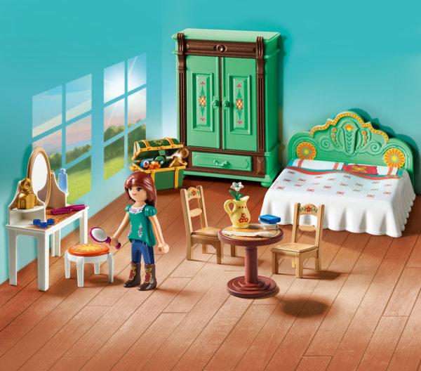 Lucky's Bedroom