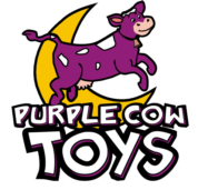 Purple Cow Toys logo