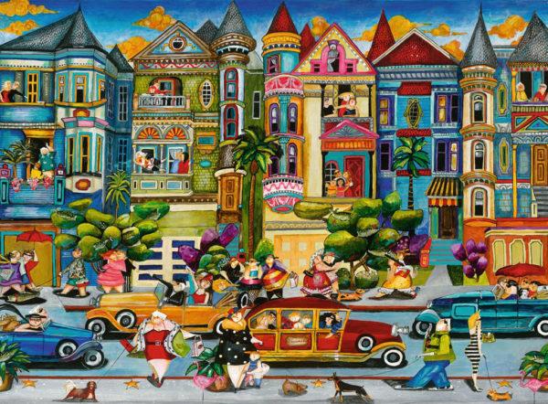 The Painted Ladies