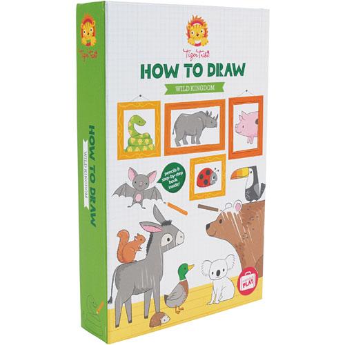 Wild Kingdom - How To Draw