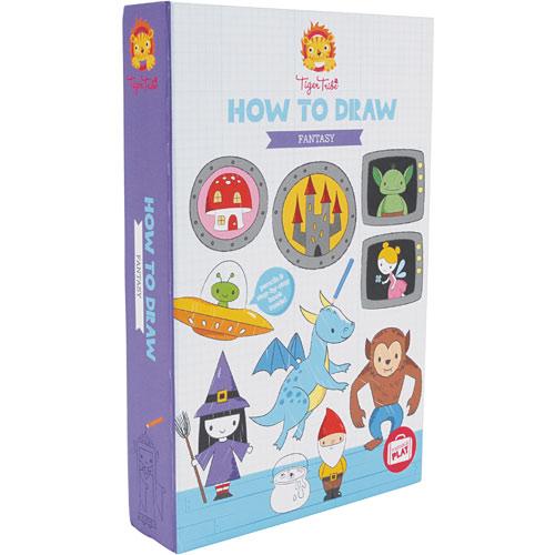 Fantasy - How To Draw