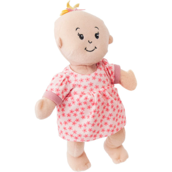 Wee Baby Stella Pink Dress