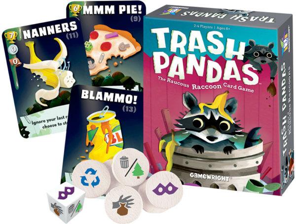 Trash Pandas Card Game