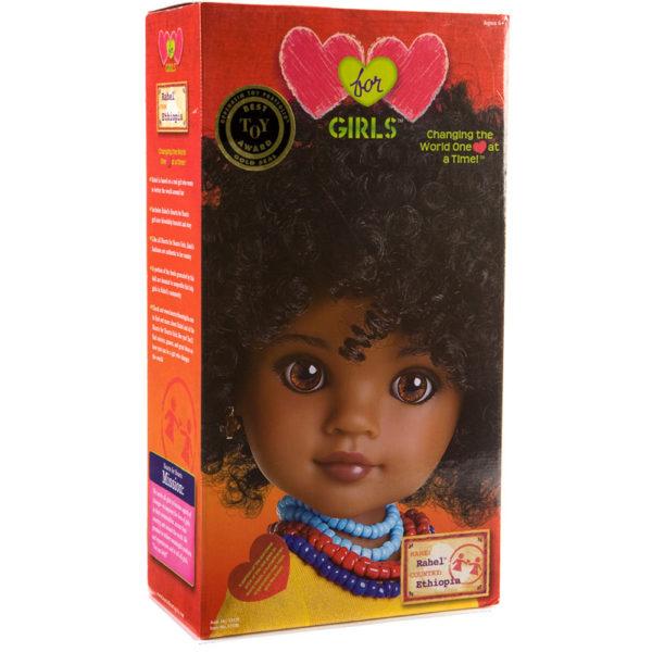 Rahel, Ethiopia Doll
