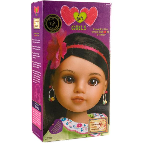 Consuelo, Mexico Doll