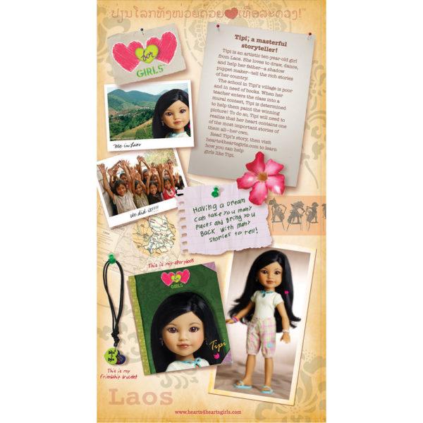 Tipi, Laos Doll