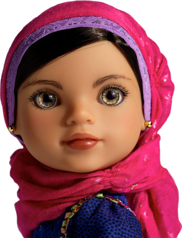 Shola - Afghanistan Doll