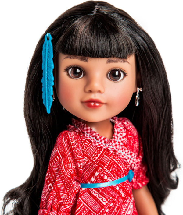 Mosi - Native American Doll