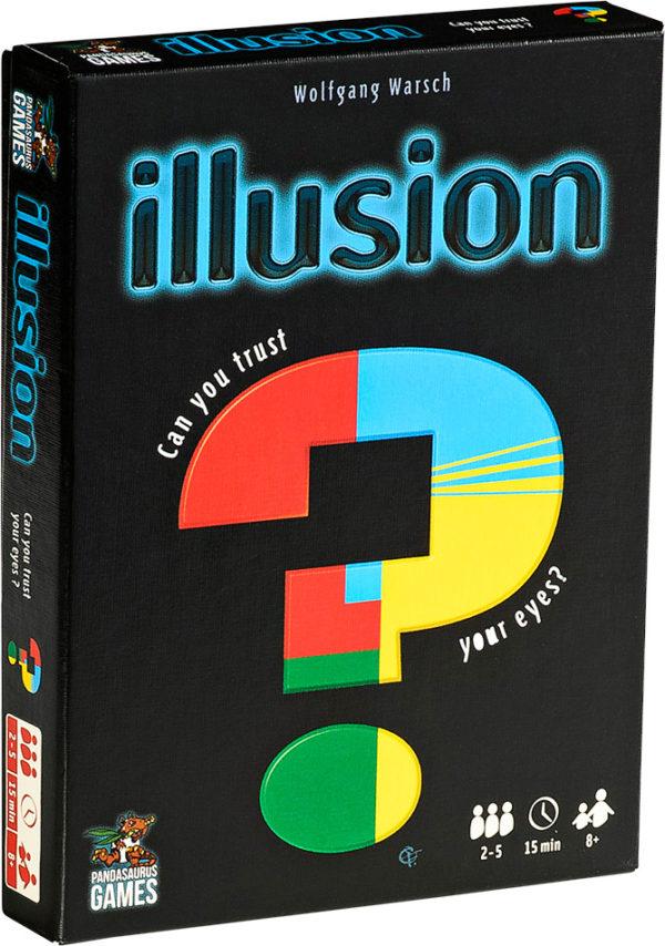Illusion Card Game