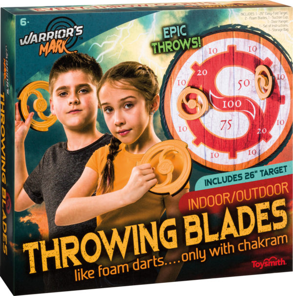 THROWING BLADES