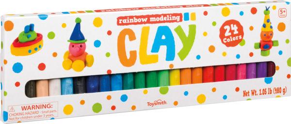 RAINBOW CLAY