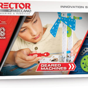 Erector by Meccano Geared Machines