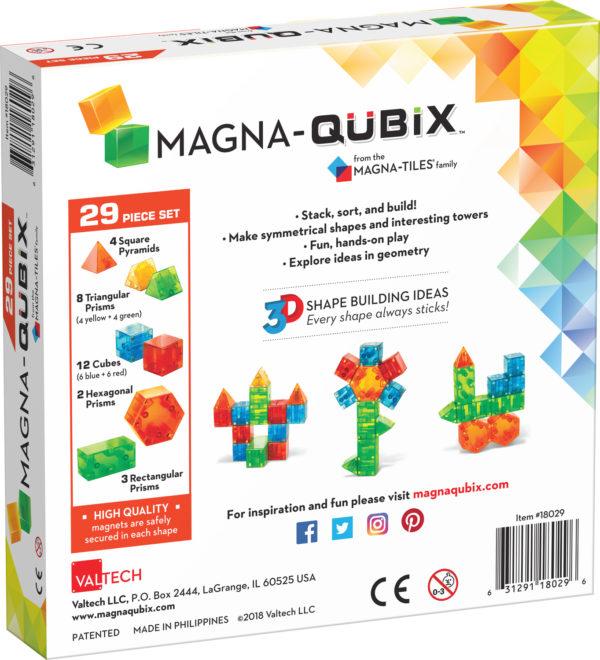 Magna-Qubix 29 Piece Set